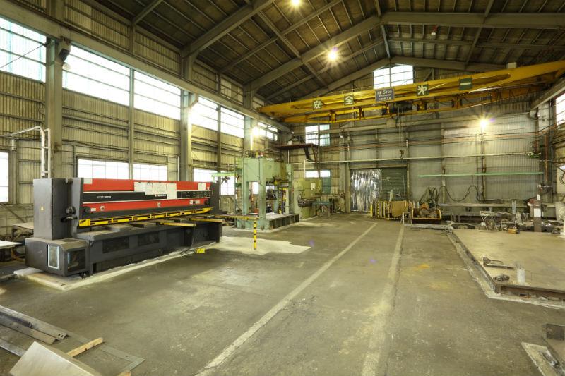メンテナンス工場