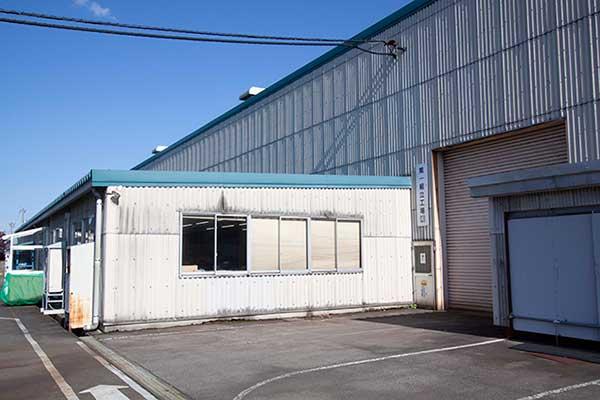 第一組立工場 外観