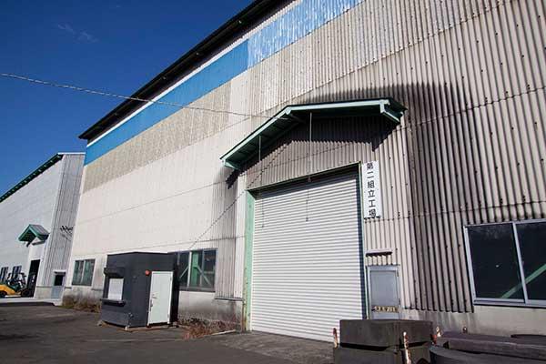 第二組立工場 外観