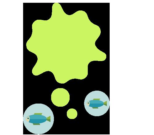 排出ガスの抑制や廃水処理など環境保全の取り組みでNCEC(又はロゴ)の技術が活かされています